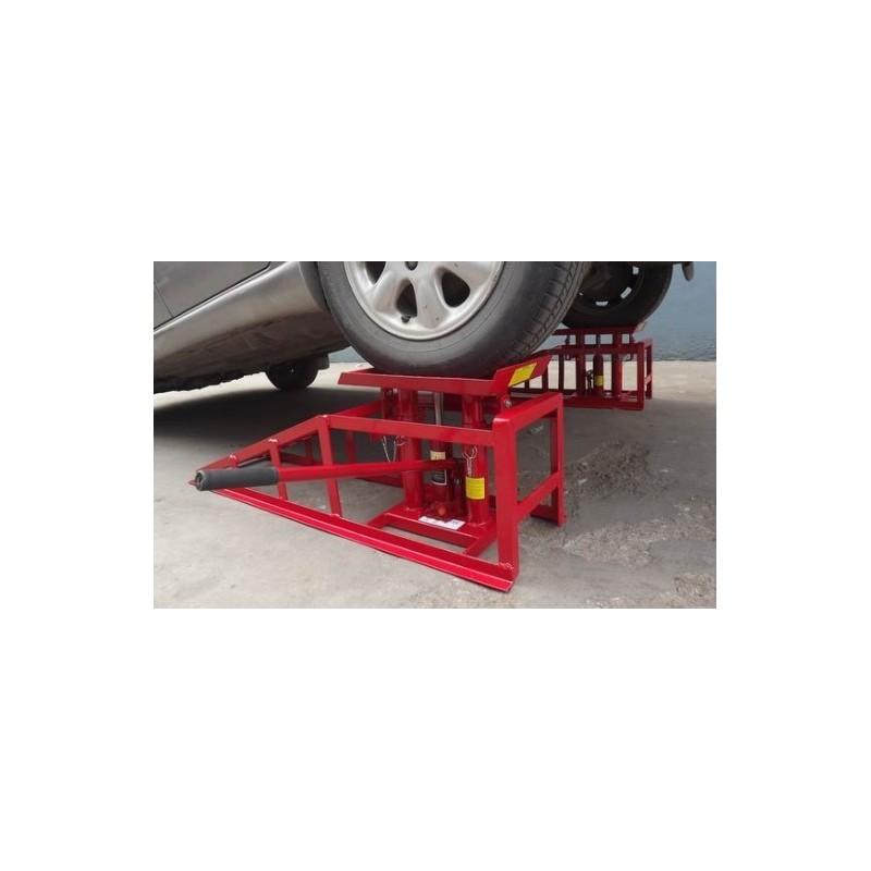 Rampe f r autos hight quality cr05 tragegewichht 2 tonnen for Rampe sollevamento auto