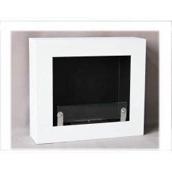LIVIO 70 cm. Biofireplaces.FD67 WHITE Bio fireplaces ethanol fireplaces .