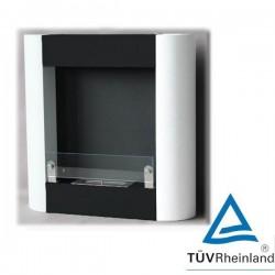 SARAH 72 cm. FD68 WHITE Biofireplaces.Bio fireplaces ethanol fireplaces .etan24