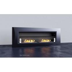 LUXUS PLUS Biofireplaces. FD94 ANTHRACITE GLASS Bio fireplaces ethanol fireplaces