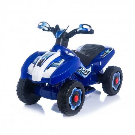 Mini Quad Elettrico Moto per bambini Blu