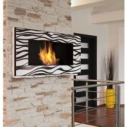 ZEBRATO DELTA 2 Biofireplace. Bio fireplaces ethanol fireplaces