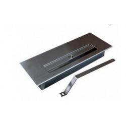 PROFESSIONAL BURNER 1,5 lt. FDB32 stainless steel for biofireplaces
