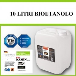 10 Lit Bio ethanol -ethanol für ethanol kamin