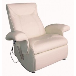 RELAX CHAIR CAROL SA019HV , Leather, Cinema, Recliner Chair Massage, Nursing, Heating, tv armchair