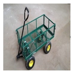 Carro de jardín, TC1840, Carretilla Jardín Trolley Calidad