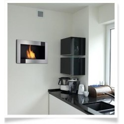 2L CUBE GOLF STANDARD SUPER DESIGN Biofireplace.ETA026 MOD 2L 60 CM Bio fireplace ethanol fireplace
