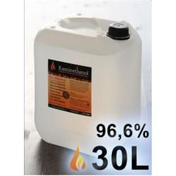 3x 10 Lit Bio ethanol - ETAN086 Bioethanol for biofireplace