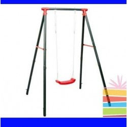 SWING OUTDOOR KIDS CHILDRENS GARDEN ETCD-S007 , single seat, activity child, Outdoor Backyard Play Games