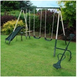 Garden swings, children swing, swing places