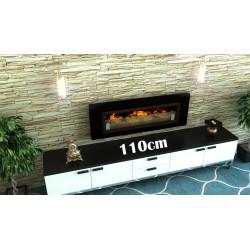 LUXUS Biofireplaces. FD94 BLACK Bio fireplaces ethanol fireplaces