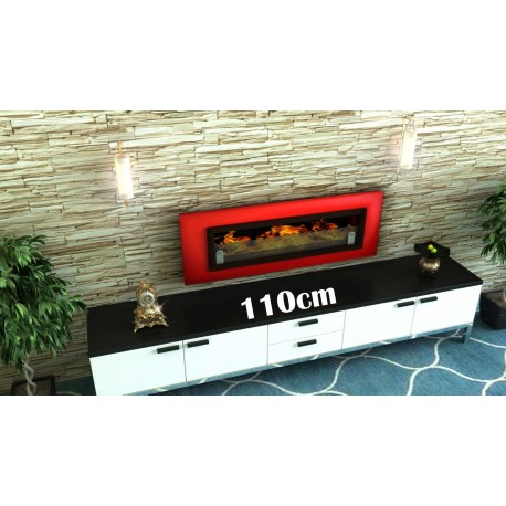 LUXUS Biofireplaces. FD94 RED Bio fireplaces ethanol fireplaces