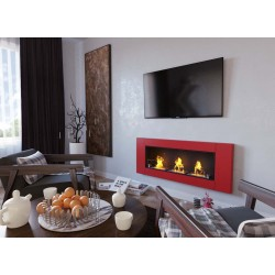MEGALINE JUMBO Biofireplace. FD30B Bio fireplaces ethanol fireplace