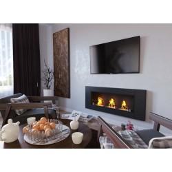 MEGALINE JUMBO Biofireplace. FD30B Bio fireplaces ethanol fireplace