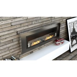LEONARDO GLASS Biofireplace. FD94 Bio fireplaces ethanol fireplace