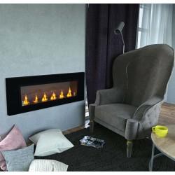 Continental matt XXL 110 x 40 FD96 Biofireplaces Bio fireplaces ethanol fireplaces