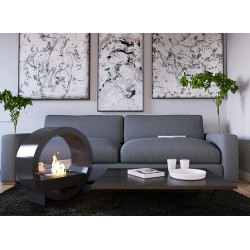 PERLA DESIGN Biofireplace.VOG04 Bio fireplaces ethanol fireplaces