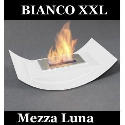 MEZZALUNA EXCLUSIVE XXL Biocheminée au bioethanol. P004 Biocheminée