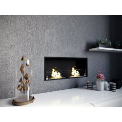 3 Burner Brutus Biofireplace FD30B Bio fireplaces ethanol fireplace