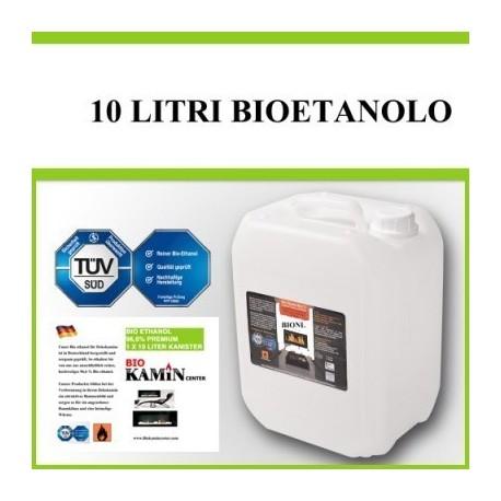 10 Lit BIOETHANOL -Bioethanol for biofireplace