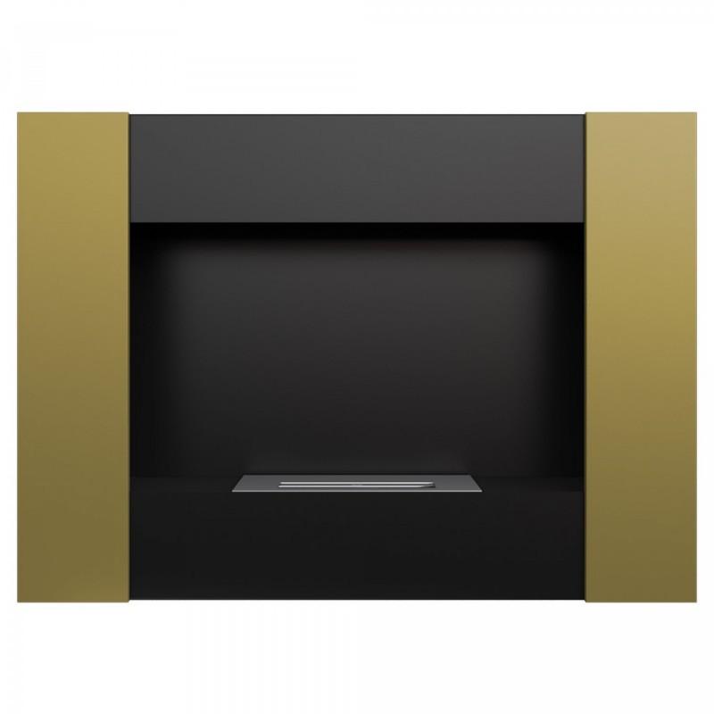 Camino bioetanolo 90 2x65x19 9 bravo 2 oro da parete guida e prezzi - Guida da parete ...