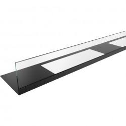 vetro da 92 cm ideale base + vetro per mod delta3