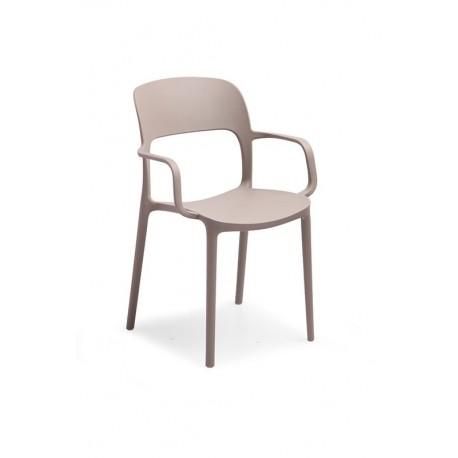 Sedia design moderno lussuosa mod firenze colore for Sedia design marrone