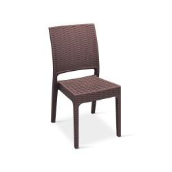 Sedia - mod Mare - Marrone new - sedie di qualità