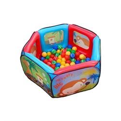 Box Cento Palline gioco Bambino