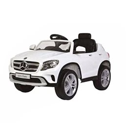Auto Bambino Mercedes GLA 12 Volt Elettrico Bianco