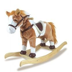 Cavallo Madrid con Movimento e Suoni
