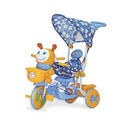 Triciclo Bruco Willy Deluxe, Blu
