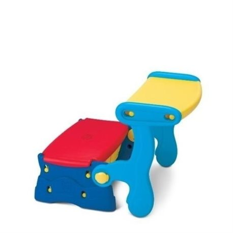 Panchetta 3 in 1 per bambini vano portaoggetti panca - Panca portaoggetti ...