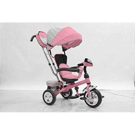 TRICICLO SWING DELUXE ROSA