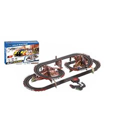 Pista Panoramica Wild Racing In Scala 1:64