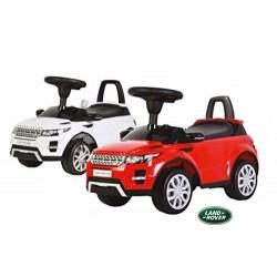 Range Rover Primi Passi Rosso per bambini