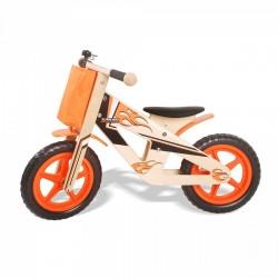 Bicicletta Pedagogica in Legno senza pedali per Bambini