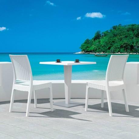 Sedia - mod Mare - Bianca new - sedie di qualità